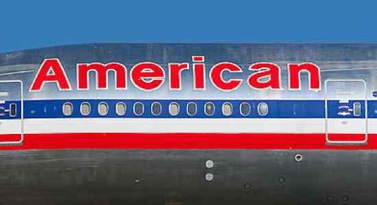 American Air-lixo