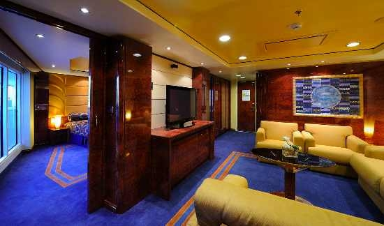 Suite MSC Yacht Club