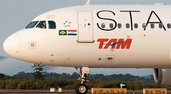 TAM de saída da Star Alliance