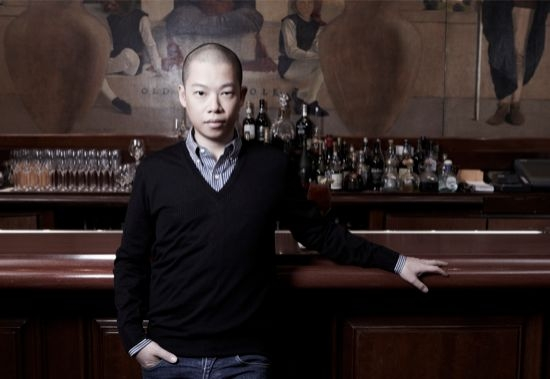 Jason Wu, criador da bolsa Grand Tourist