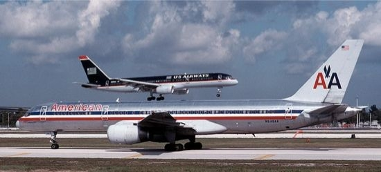AA & US Airways