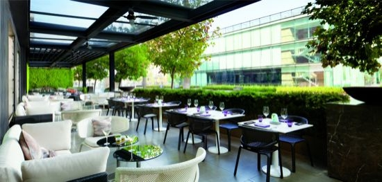 Arola Terrace, The Ritz-Carlton Santiago