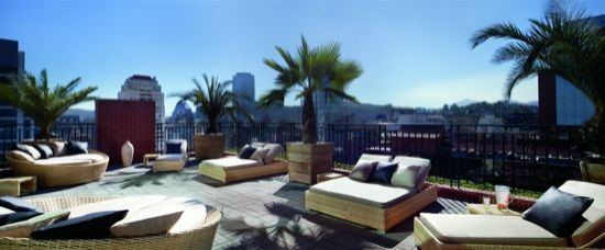Sun Deck, The Ritz-Carlton Santiago