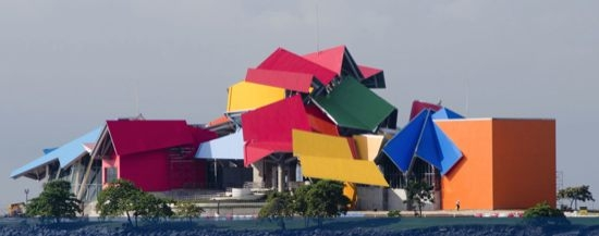 Frank Gehry no Panamá