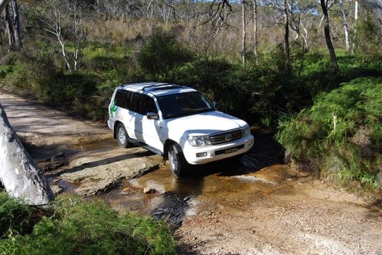 Tread Lightly Eco Tours 4X4