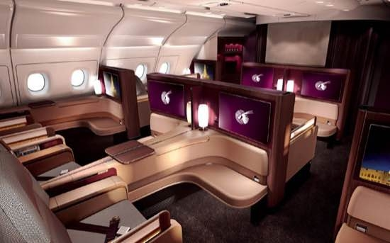 Flight Review: Qatar Airways Business