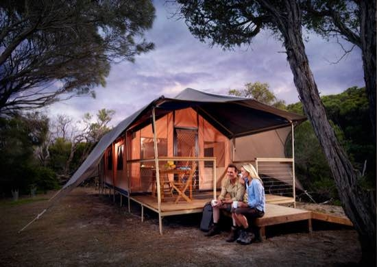 Cape Conran Wilderness Retreat Glamping