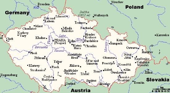 onde fica praga no mapa Special Report   O melhor de Praga   6ª Página | Mapa Mundi.com onde fica praga no mapa