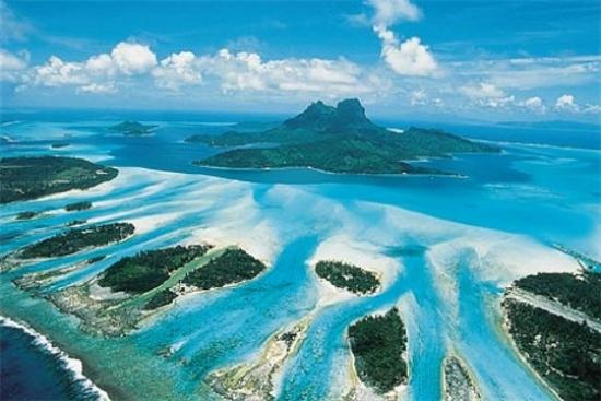 Special Report Bora Bora Mapa Mundi Com